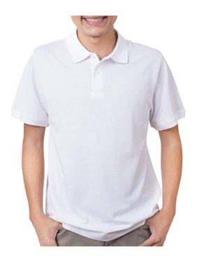 Big Men's Short Sleeve Polo