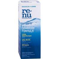 renu Advanced Formula Contact Lens Solution 4 FO