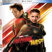 Ant-Man and the Wasp (Walmart Exclusive) (Blu-ray)