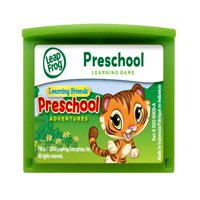LeapFrog Learning Friends: Preschool Adventures Learning Game
