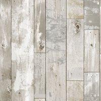 InHome Driftwood Peel & Stick Wallpaper