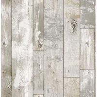Driftwood Peel & Stick Wallpaper