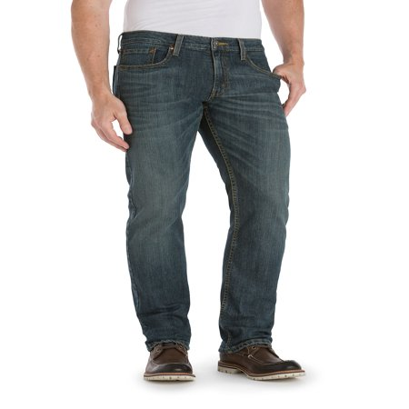 Signature by Levi Strauss & Co. Men's Straight Fit Jeans (Levis Red Tab Jeans Men)