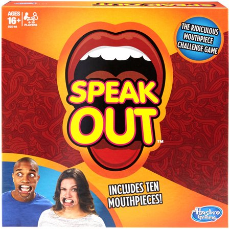 Speak Out Game - Adult Memory Games