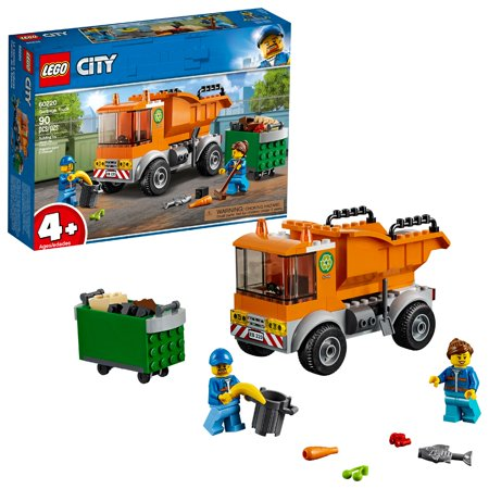 LEGO City Great Vehicles Garbage Truck 60220](Party City Lego Decorations)