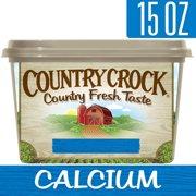 Country Crock Plus Calcium & Vitamins Spread Vegetable Oil, 15 oz
