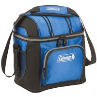 Coleman 9-Can Soft Cooler with Removable Liner, Blue