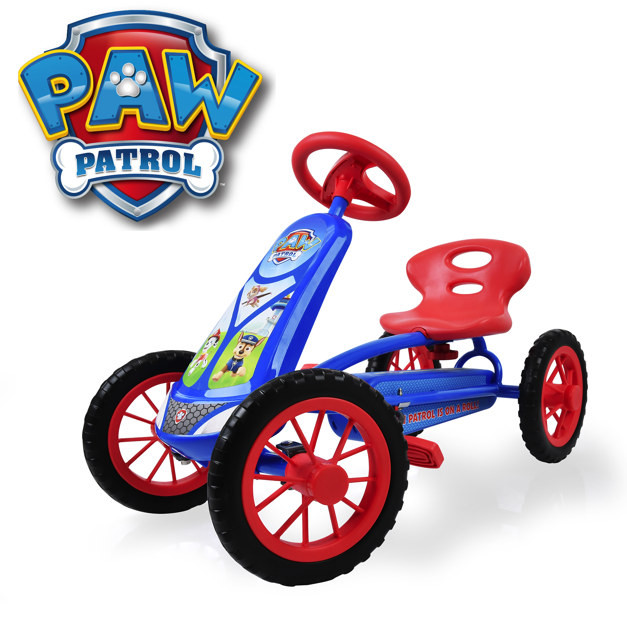 $59 (reg $99) Paw Patrol Pedal...