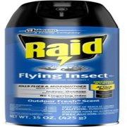 3 Pack - Raid Flying Insect Killer Spray 15 oz