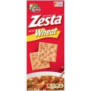 Keebler Zesta Saltine Snack Crackers Wheat, 16.0 oz