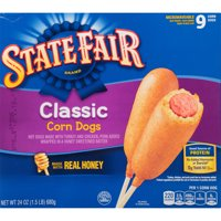 State Fair® Classic Corn Dogs, 9 Count (Frozen)