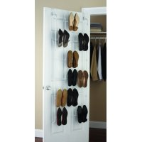 Mainstays Over the Door Shoe Rack