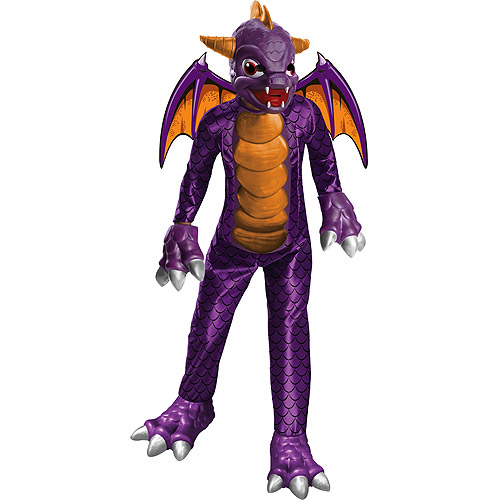 Deluxe Skylanders Spyro Child Halloween Costume