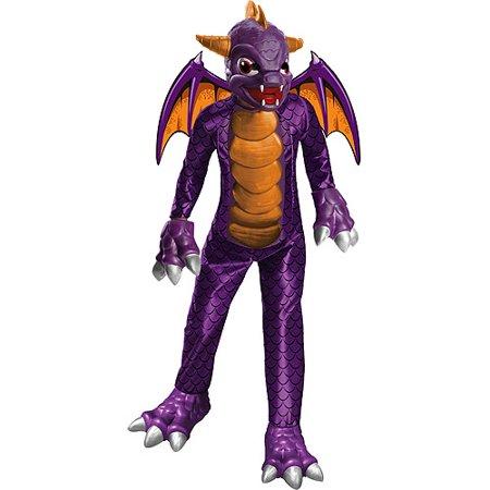 Deluxe Skylanders Spyro Child Halloween Costume