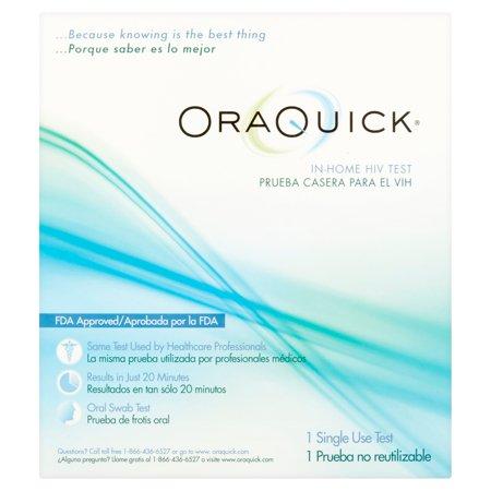 Oraquick In-Home HIV Test