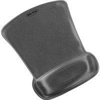 Belkin WaveRest® Gel Mouse Pad, Silver
