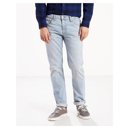 White Mens Jeans (Levi's Men's 511 Slim Fit)