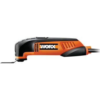 WORX WX682L 8-Piece Corded 2.5-Amp Oscillating Multi-Tool Kit