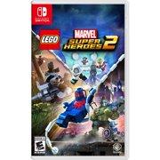 Warner Bros. LEGO Marvel Superheroes 2 for Nintendo Switch, 883929597819
