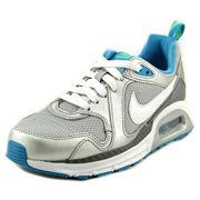 2fc4e9737c4fba Nike Air Max Trax GS Round Toe Synthetic Sneakers