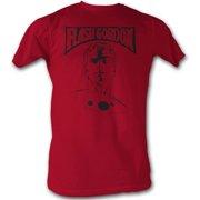 8ee3758389531 Flash Gordon Men s Flash Gordon T-shirt Red