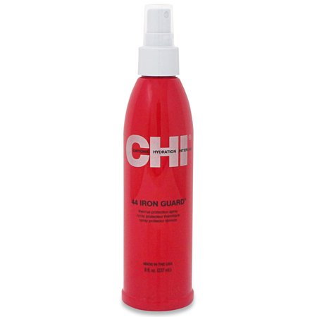 Thermal Hair Products - Chi 44 Iron Guard Thermal Protection Hair Spray 8 Oz