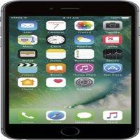 AT&T PREPAID Apple iPhone 6 32GB Prepaid Smartphone, Silver