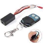 Wireless Winch Remote Controls