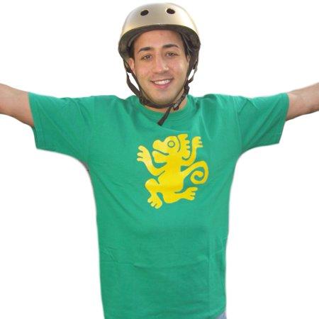 green monkeys legends of the hidden temple t-shirt tv game show team costume - Legends Of The Hidden Temple Shirts