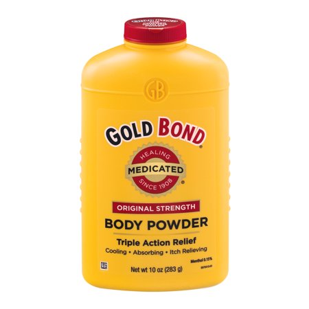 GOLD BOND Original Strength Medicated Body Powder,