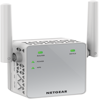 NETGEAR AC750 WiFi Range Extender (EX3700-100PAS)