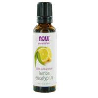 NOW Lemon Eucalyptus Oil, 1 Oz