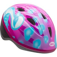Bell Zoomer Downy Bike Helmet, Toddler 3+ (48-52cm)