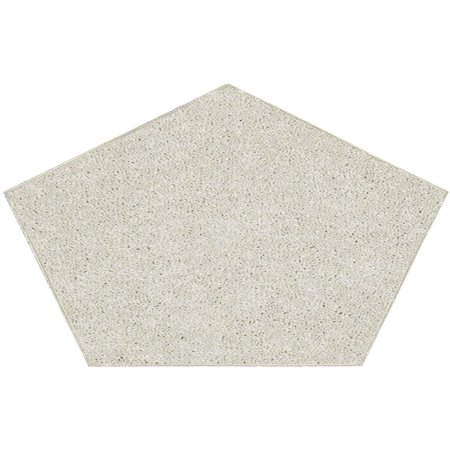 Home Queen Kids Favourite Area Rugs Off White - 6' Pentagon](Red Carpet Hollywood)