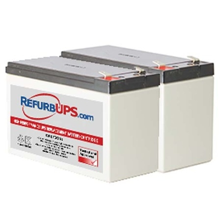 Cyberpower Replacement - CyberPower OP1250 - Brand New Compatible Replacement Battery Kit
