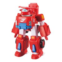 Super Wings – Limited Edition 5 Inch X-Ray Series Transforming Jerome Figure