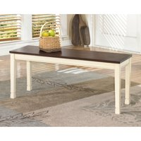 Signature Design by Ashley Whitesburg Large Dining Bench