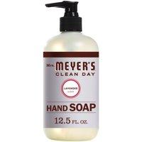 (3 pack) Mrs. Meyer's Liquid Hand Soap, Lavender, 12.5 Oz