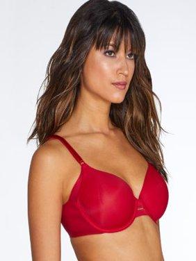 Women's no side effects underwire contour bra, style 1356