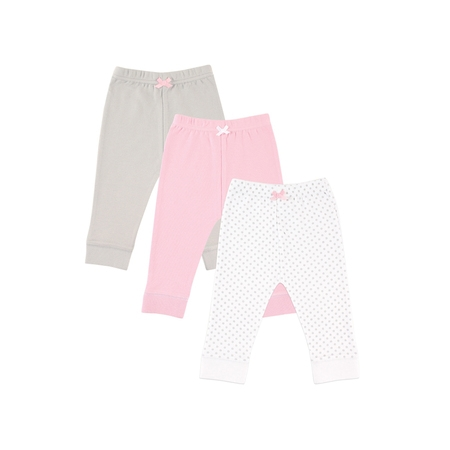 Toddler Girl Tapered Pants, 3-pack](Girls Gold Pants)