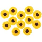 Wilton® Royal Sunflower Icing Decorations 12 ct. Box