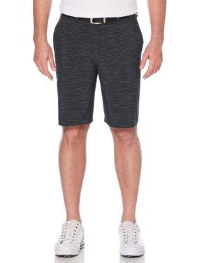 Big Men's Performance Textured Active Flex Waistband Golf Short