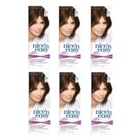 Clairol Nice N' Easy Hair Color #765, Medium Brown (Pack of 6) Uk Loving Care
