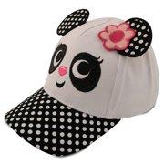14c7dbd3b4772 ABG Accessories Toddler Girls Cotton Baseball Cap