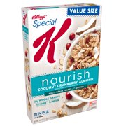(6 Pack) Kellogg's Special K Nourish Coconut Cranberry Almond Cereal 18.5 oz