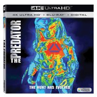 The Predator (2018) (4K Ultra HD+Blu-ray+Digital Copy)