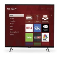 "Refurbished TCL 49"" Class FHD (1080P) Roku Smart LED TV (49S305)"