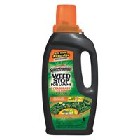 Spectracide Weed Stop for Lawns plus Crabgrass Killer Concentrate, 32-fl oz