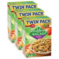 (3 Pack) Betty Crocker Suddenly Pasta Salad Classic Pasta Salad, 15.5 oz