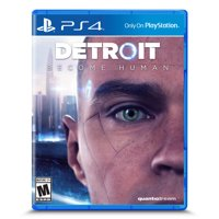 Detroit Become Human, Sony, PlayStation 4, 711719506140